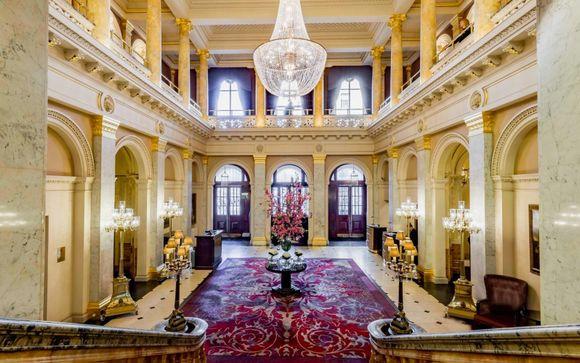 Amba Hotel Grosvenor 4*