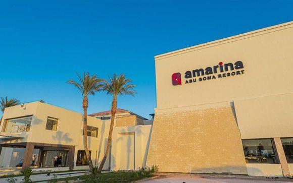 Amarina Abu Soma Resort & Aquapark 5*