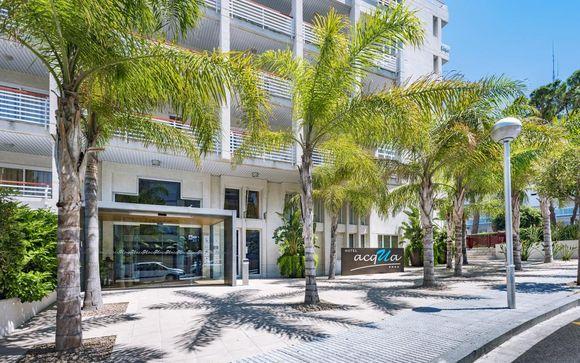 Hotel Acqua Salou 4*