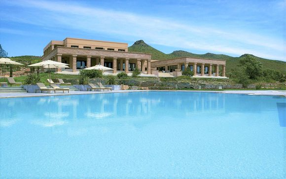 Cape Sounio Grecotel Exclusive Resort 5*