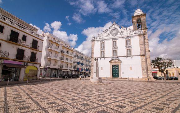 Hotel Cidade de Olhão with Island Boat Tour 3*