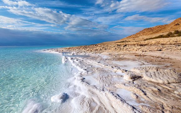 Your Optional Dead Sea Extension