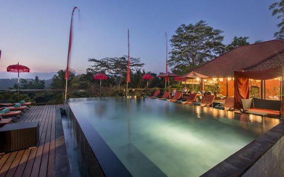 Jungle Retreat Ubud 5*