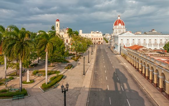 Your Itinerary - Cienfuegos to Havana (Itinerary 2)