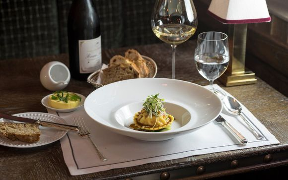 Your Seven-Course Dinner at Ormer Mayfair