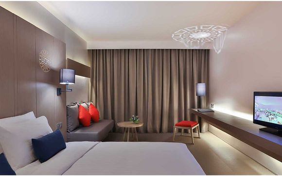 Optional Extension to The Yama Hotel Phuket 4*