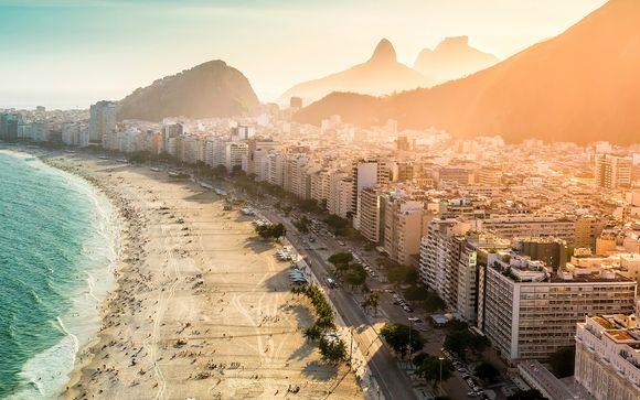 Merlin Copacabana Hotel 4*
