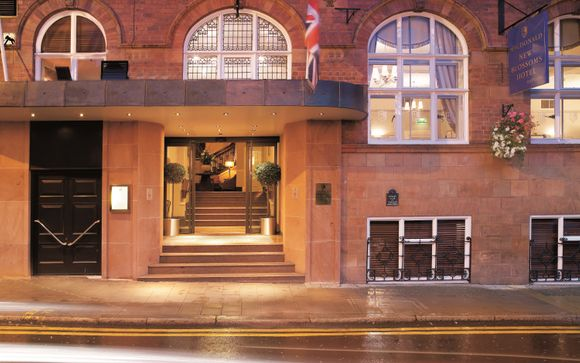 Macdonald Hotels New Blossoms Chester 4*
