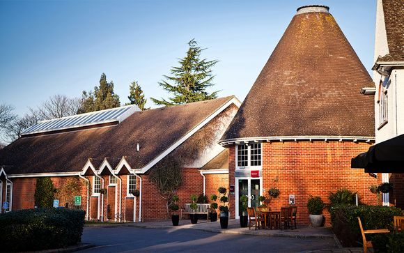 Mercure Tunbridge Wells Hotel 4*