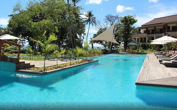 Savoy Style on a Paradise Island