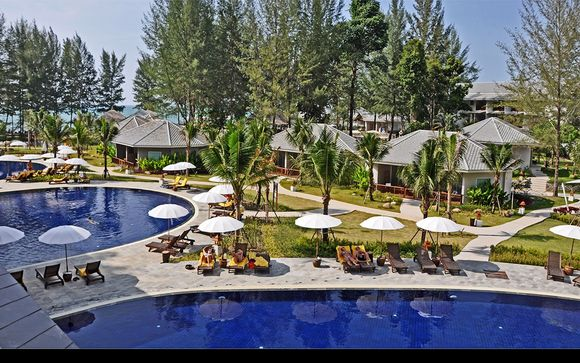 Sensimar Khaolak Beachfront Resort, Khao Lak
