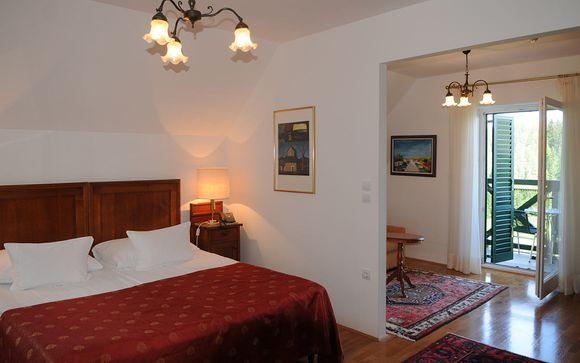 Hotel Triglav, Lake Bled - 4 nights