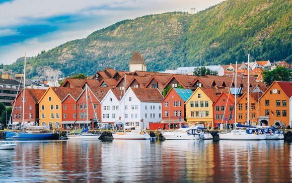 Oslo & Bergen City Break 4*