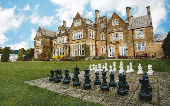 Hartsfield Manor Hotel 4*