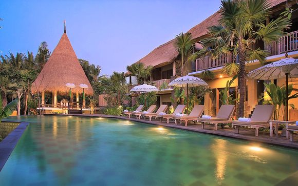 Complimentary Spa Treatments at Exclusive Balinese Boutiques