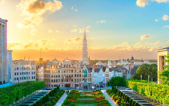 Crowne Plaza Brussels Le Palace 4*