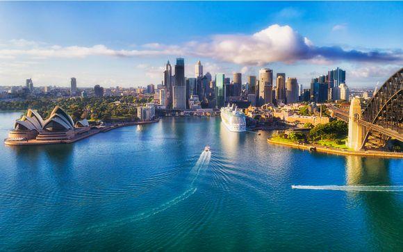 Sydney, Brisbane & Optional Ayers Rock Self-Drive Tour
