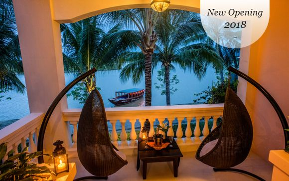Take in Canals & Beaches at Luxurious Hotels in Vietnam