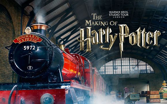 The Tower Hotel 4* with Harry Potter Studio Tour