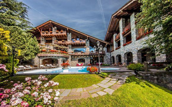 Mont Blanc Relais & Spa 5*