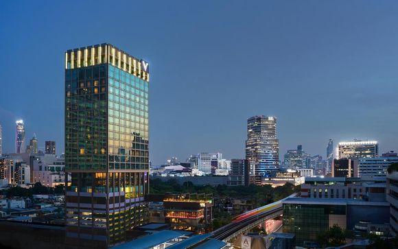 VIE Hotel Bangkok MGallery By Sofitel 5*