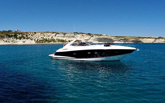 Azure Ultra Yacht Stay