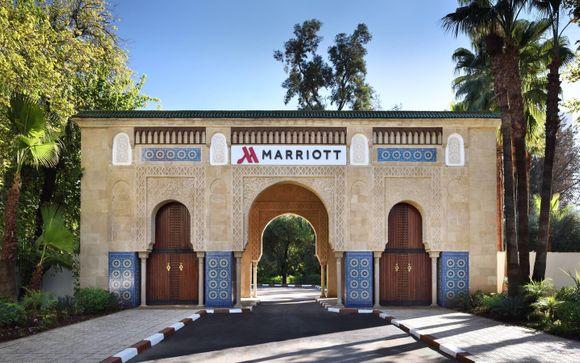 Fes Marriott Hotel Jnan Palace 5*