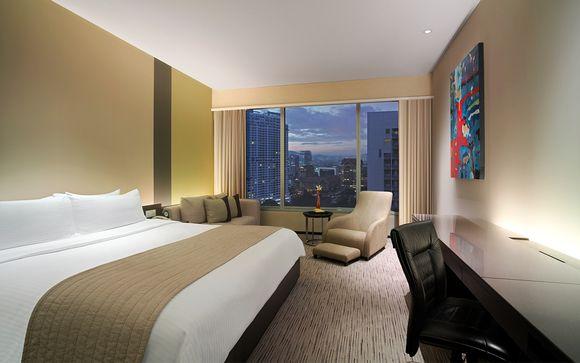 Traders Hotel, Kuala Lumpur 4*
