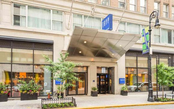 TRYP New York City Times Square South 4*