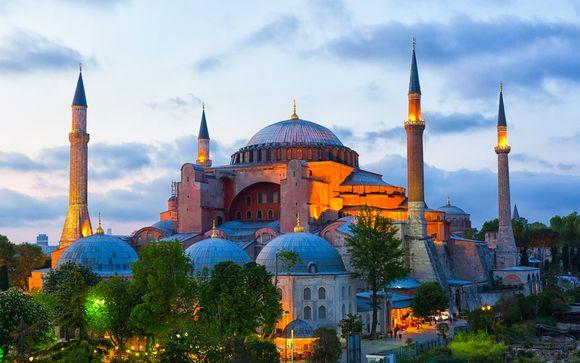 Sura Hagia Sophia Hotel & Spa 5*