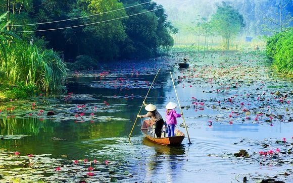 Romantic Private Vietnam Tour & Cambodia Extension