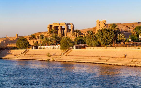 Family Friendly Resort & Cruise Through Ancient Grandeur