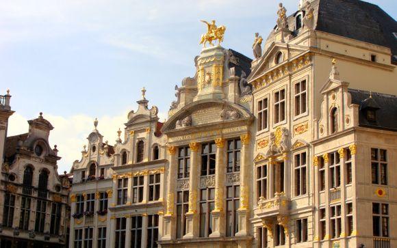 Destination...Brussels, Art District