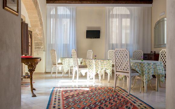 Suite Palace Castromediano