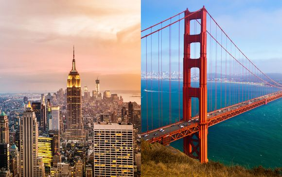Sanctuary Hotel New York 4* & Hilton Financial District San Francisco 4*