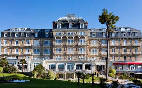 Hotel Barriere Le Royal La Baule 5*