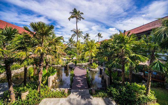 Bali Dynasty Resort 4*
