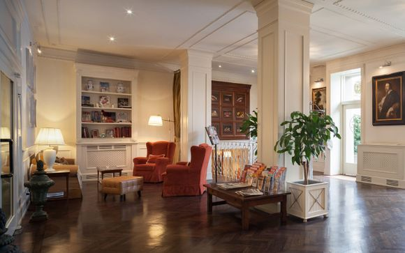Hotel Executive Florence 4*