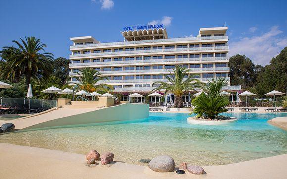 Hotel Campo Dell'Oro 4*
