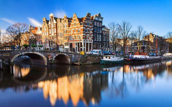 Amsterdam De Roode Leeuw 4*