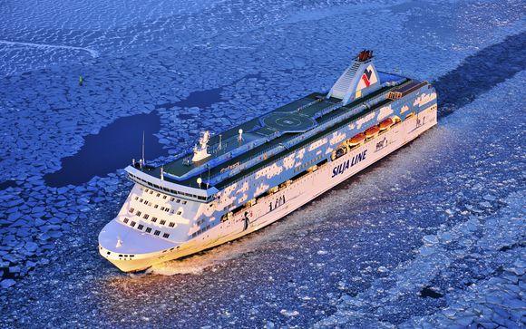 Icebreaker Helsinki & Stockolm 4*