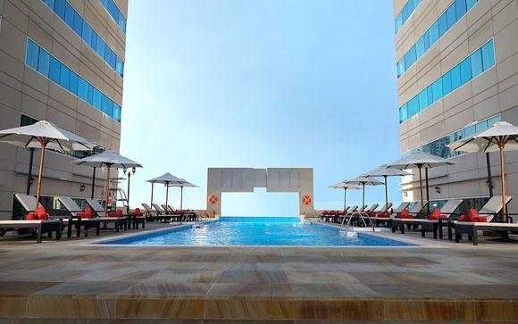 Media Rotana Barsha Dubai 5*