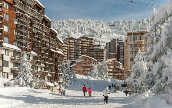 Pierre & Vacances Residence Atria-Crozats