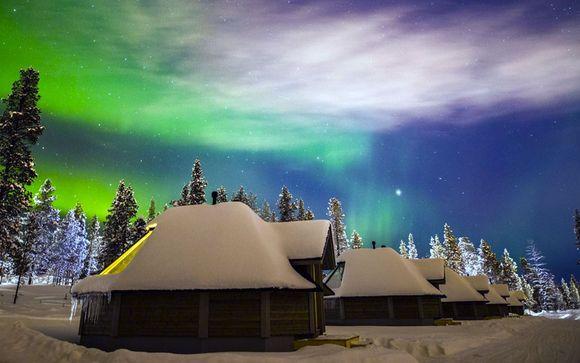 Northern Lights Village 3*
