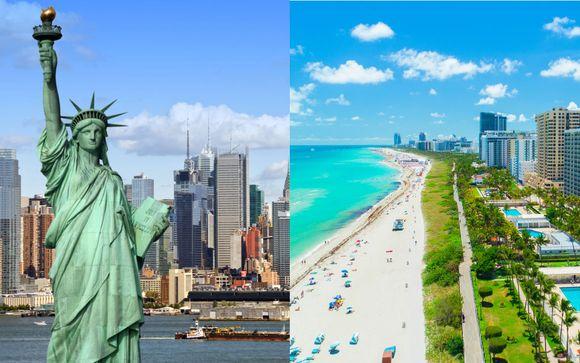 Hyatt Place Midtown NY & Blue Moon Hotel Miami 4*