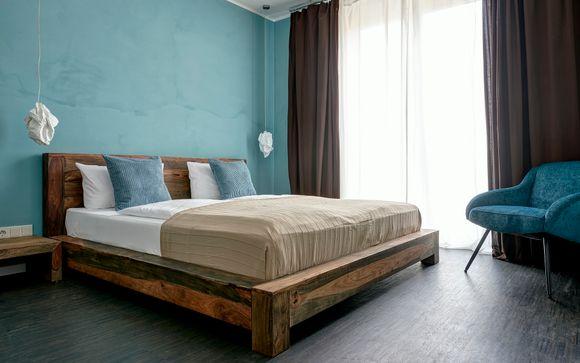 Almodovar Hotel Berlín Biohotel 4*