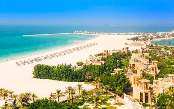Beach Sunshine in the Glamorous Emirates