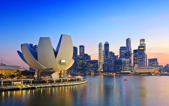 Offer 2: Itinerary in Singapore
