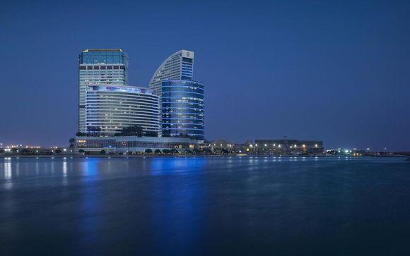 Crowne Plaza Dubai - Festival City 5*