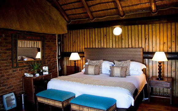 Entabeni Ravineside Lodge 4*